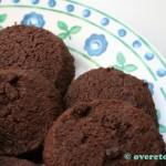 Chocoladezandkoekjes