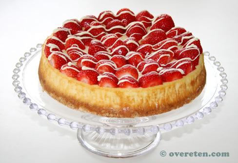 Aardbeien Cheesecake (1)