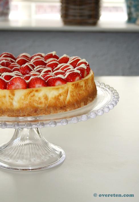 Aardbeien Cheesecake (3)