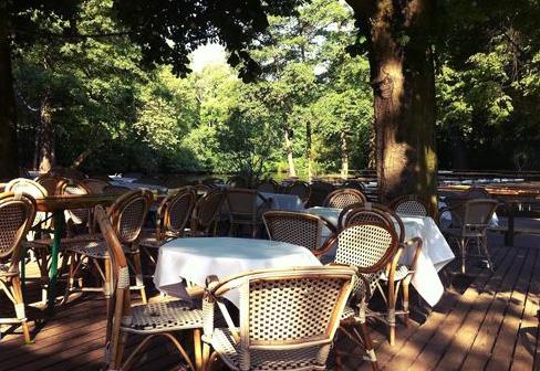 Cafe am neuen See (2)