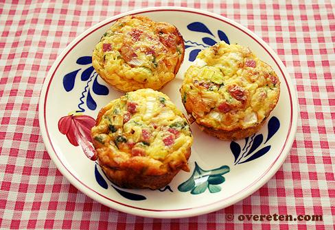 Mini-omeletjes (2)