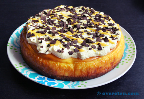 Advocaat Cheesecake (1)