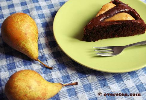 Chocolade-perencake (2)