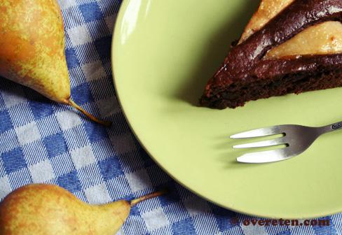 Chocolade-perencake (4)