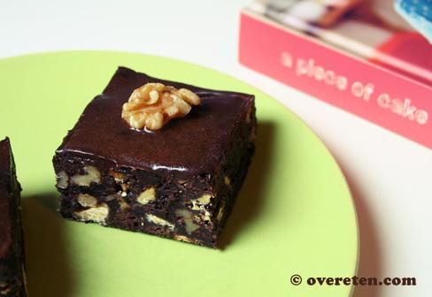Leila's brownies met walnoten (1)