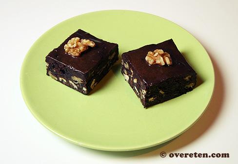 Leila's brownies met walnoten (2)