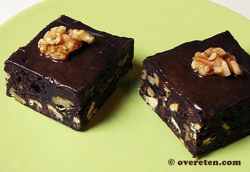 Leila's brownies met walnoten (3)