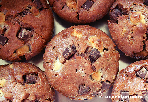 Chocolate Chip Muffins (3)