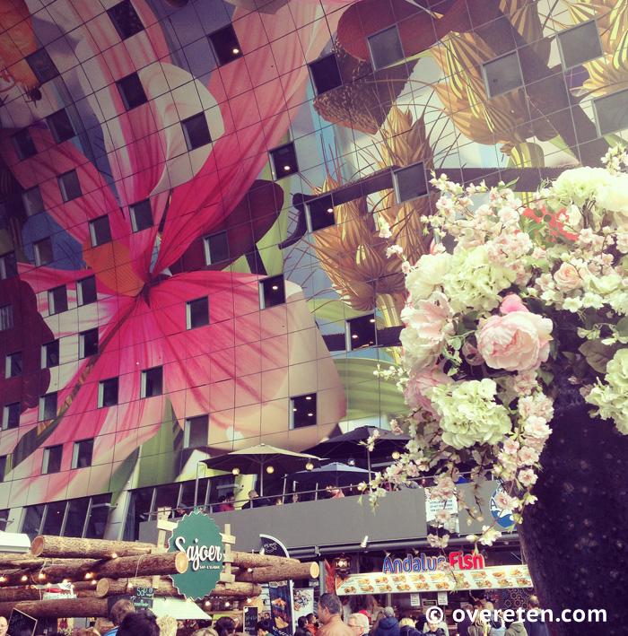 De Markthal in Rotterdam (1)