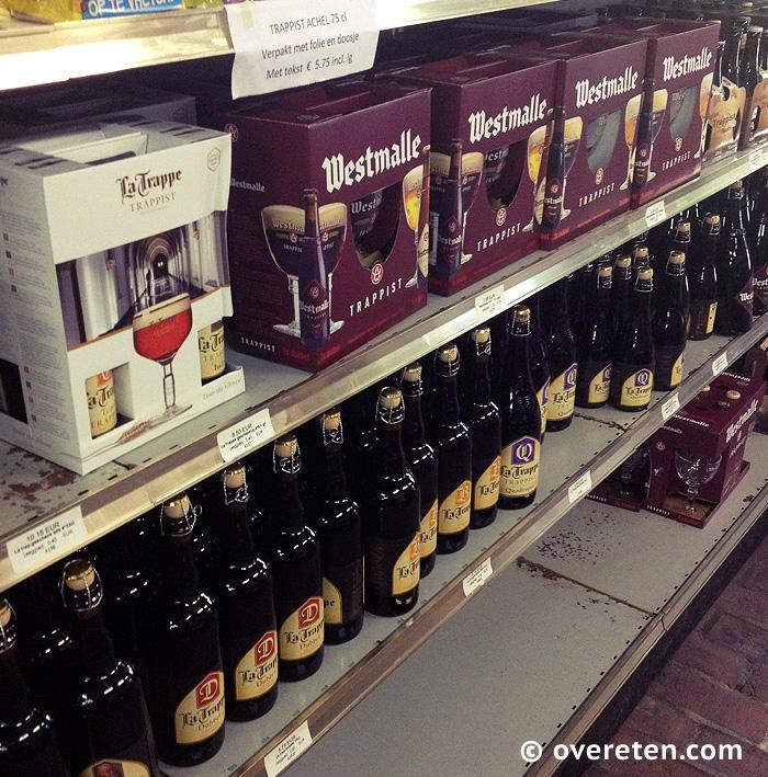 Bier uit de Achelse Kluis (9)