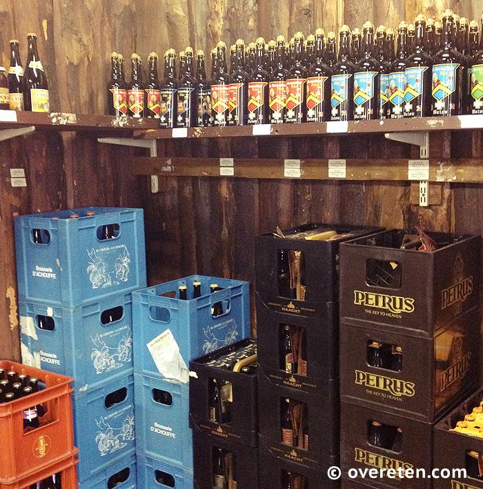 Bier uit de Achelse Kluis (10)