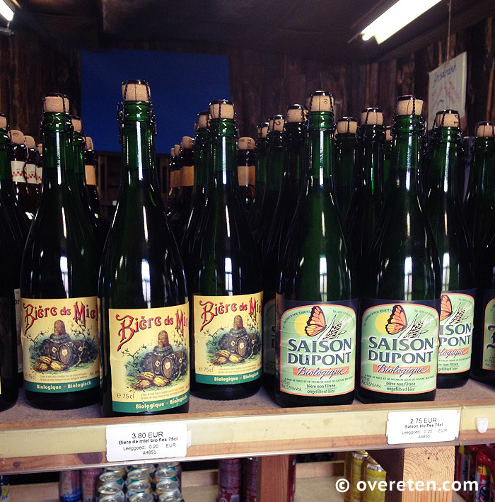 Bier uit de Achelse Kluis (12)