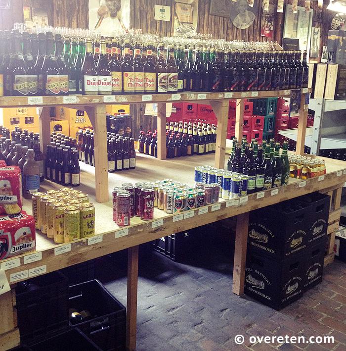 Bier uit de Achelse Kluis (13)