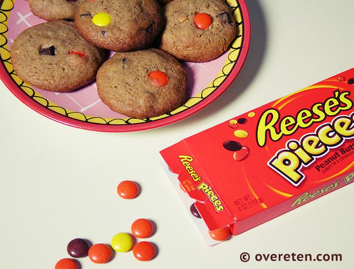 Reese's Pieces Pindakaaskoekjes (1)