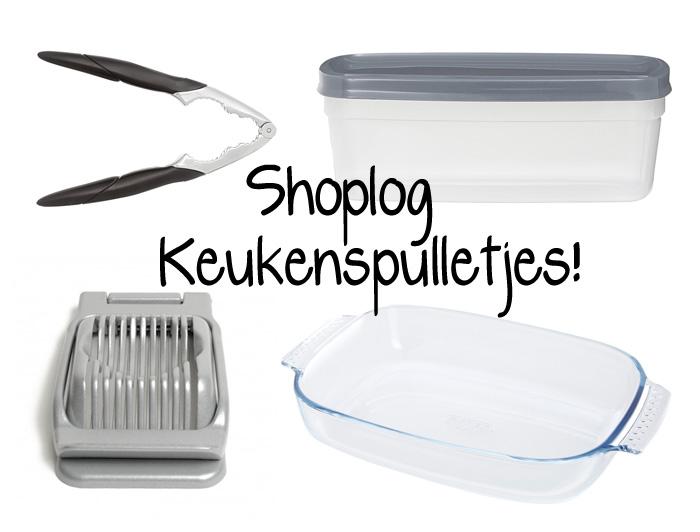 Shoplog Keukenspulletjes