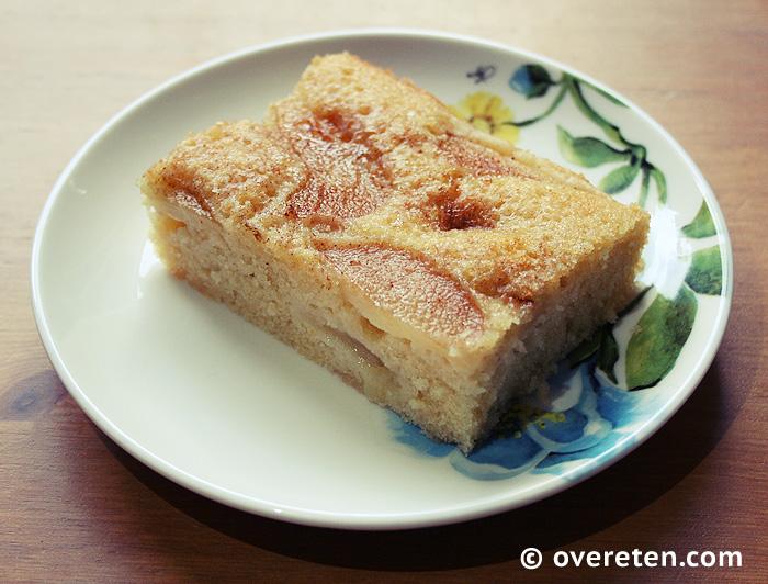 Basisrecept luchtige plaatcake (1)